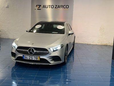 usado Mercedes A180 Classe A Classed AMG Line Aut.
