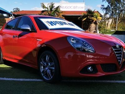 usado Alfa Romeo Giulietta 2.0 150 (Exclusive)