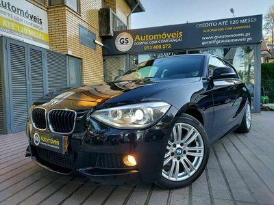 usado BMW 120 Coupé dA Pack M