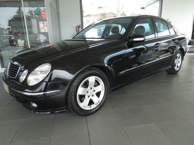 usado Mercedes E220 CDI AVANTGARD AUT.