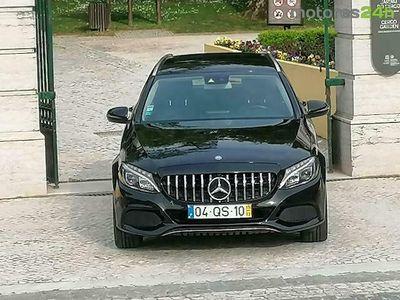 usado Mercedes 220 Classe C StationD Avantgarde