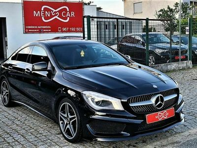 usado Mercedes CLA200 AMG Line