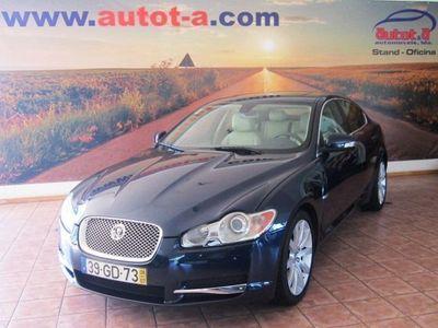 usado Jaguar XF 2.7 V6 LUXURY