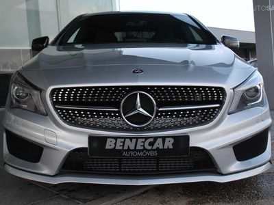 usado Mercedes CLA220 Classe CLACDi AMG Aut. / Pack Night / GPS