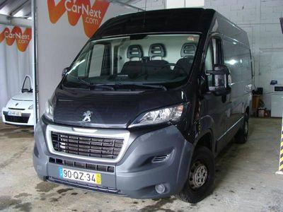 usado Peugeot Boxer 2.2 HDi 330 L2H2