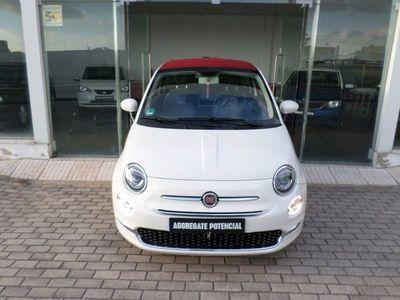 used Fiat 500C 1.2 Louge