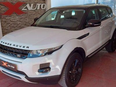 usado Land Rover Range Rover evoque 2.2 Td4 4x4