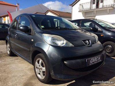 usado Peugeot 107 1.0CC/75CV -