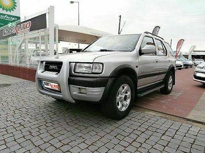 usado Opel Frontera 2.2 115cv