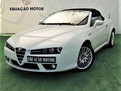 usado Alfa Romeo Spider 2.4 JTDm (200cv) (2p)