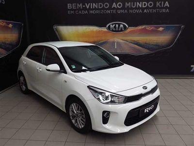 usado Kia Rio 1.4 CRDI EX Branco