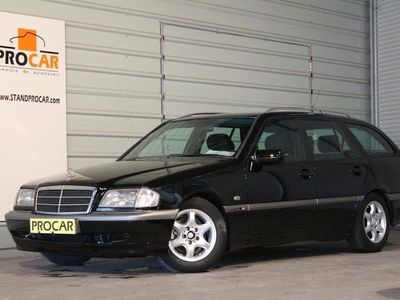 usado Mercedes C200 Classe CD Classic (88cv) (5p)