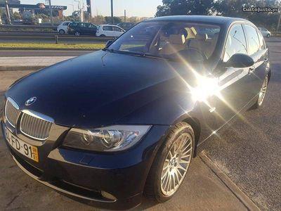 brugt BMW 320 d Nacional Impecável