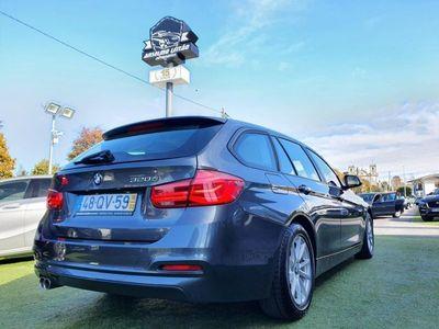 usado BMW 320 d Touring EfficientDynamics