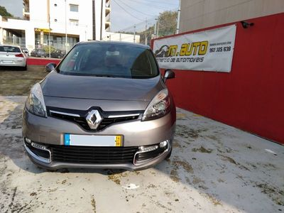 usado Renault Scénic 1.5 DCI Exclusive SS