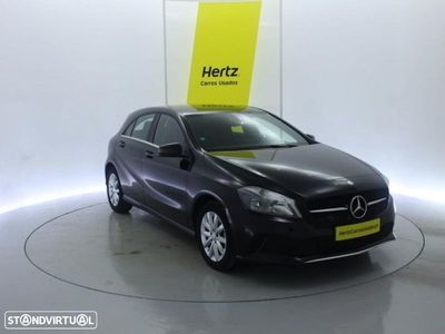 brugt Mercedes A180 CDi BE Edition Style