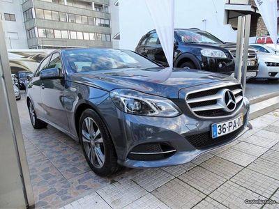 usado Mercedes E300 HYBRID AVANTGARDE