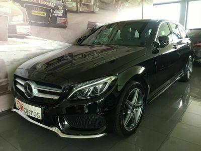 usado Mercedes C250 AMG + AUT. FULL