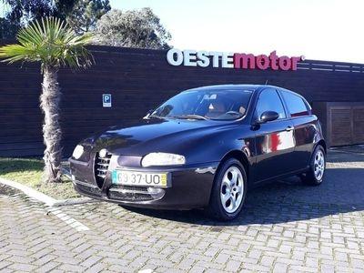 gebraucht Alfa Romeo 147 JTD 16V