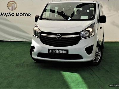 usado Opel Vivaro 1.6 CDTI Biturbo (9L