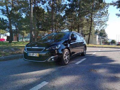 brugt Peugeot 308 ALLURE 120CV