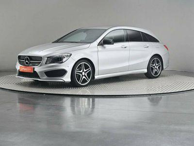 usado Mercedes 200 CLA-Klasse Shooting Braked AMG Line 136cv