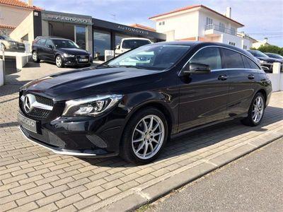 usado Mercedes CLA220 Shooting Brake D URBAN AUTO