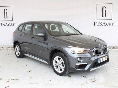 usado BMW X1 18D S Drive