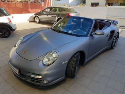 usado Porsche 997 Turbo CABRIO