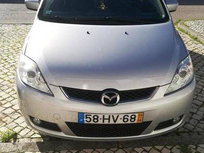 usado Mazda 5 5cr 143cv