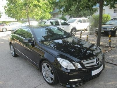 usado Mercedes E350 CDi Avantgarde BE