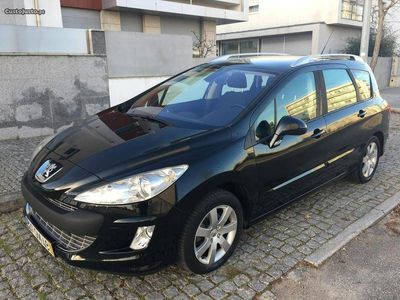 brugt Peugeot 308 1.6hdi sw Sport 110cv