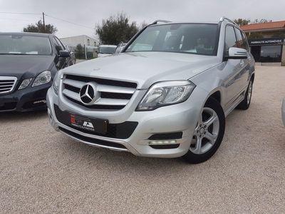 usado Mercedes GLK220 220 CDI