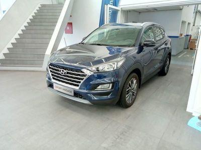 usado Hyundai Tucson 1.6 CRDi Premium+Pele DCT 2019