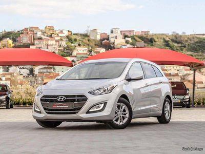 gebraucht Hyundai i30 SW 1.4 CRDi