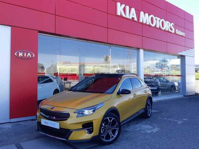 usado Kia XCeed Amarelo