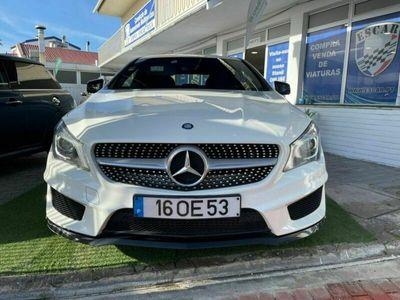 usado Mercedes CLA220 CDi AMG Sport Aut.