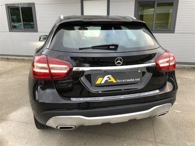 usado Mercedes GLA180 ClasseUrban GPS 109cv