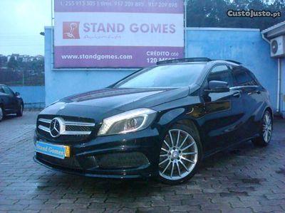 usado Mercedes A220 CDI BE Auto AMG - 13