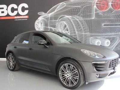 usado Porsche Macan S 3.0D SPORT NAC.