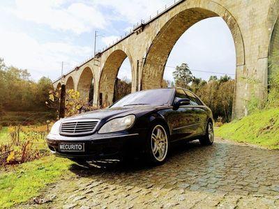 usado Mercedes S400 ---