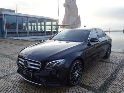 usado Mercedes E350 AMG Naciona