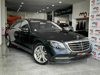 usado Mercedes S400 d Longo 4-Matic
