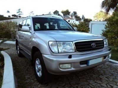 usado Toyota Land Cruiser 4.2 TD VX 204cv
