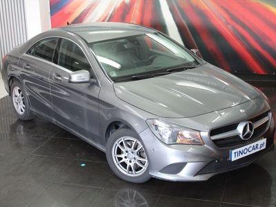 usado Mercedes CLA180 CDI Style | GPS