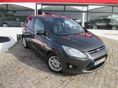 used Ford C-MAX 1.6 TDCI Titan Edit