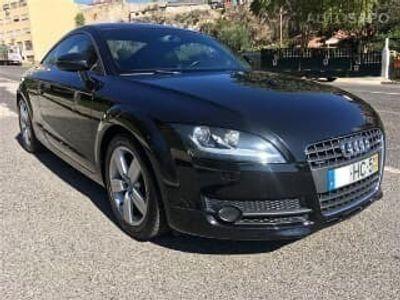 usado Audi TT Coupé 2.0 TDi quattro (170cv) (3p)