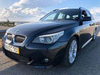 usado BMW 535 D touring GPS PACK M