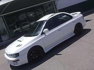 usado Subaru Impreza 2.0 GT 4X4+AC+TA+ABS