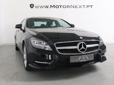 usado Mercedes CLS250 CDI PACK AMG